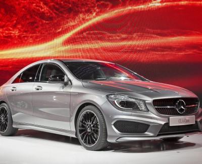 Der CLA hat ein neues Segment begründet – Das Mittelklasse-Coupé von Mercedes-Benz gibt es mit Front- oder Allradantrieb