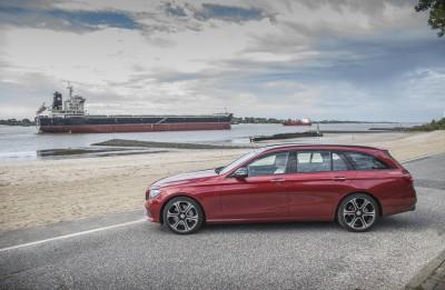 Neuer Business-Kombi setzt Maßstäbe – Ab sofort wird das neue E-Klasse T-Modell von Mercedes-Benz ausgeliefert