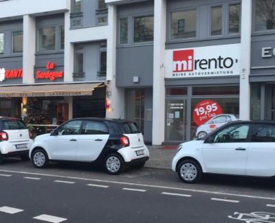 Für Berliner und Besucher: Mit einem Smart Forfour von Mirento durch die deutsche Hauptstadt und das Land Brandenburg