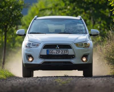 Upgrade für den Mitsubishi ASX – Kompakter Crossover mit besonders effizienten Dieselmotor