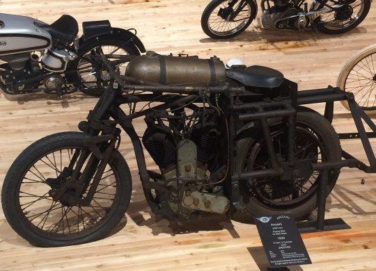 Europas höchstes Motorradmuseum an der Timmelsjocher Hochalpenstraße