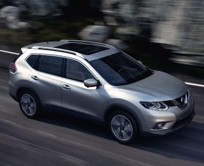 Nissan X-Trail mit agilem Otto – Benziner-Version ist aber nur mit Frontantrieb und Handschalter lieferbar