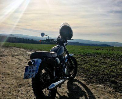 Im Eintakt eine Frühlingsgeschichte – Auf Frühjahrsfahrt durch den Odenwald