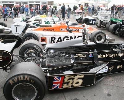 Der 44. AvD-Oldtimer-Grand-Prix 2016 auf dem Nürburgring- 3×2 Wochenendkarten vom 12. bis 14. August 2016 gewinnen