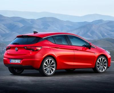 Neuer Blickfang unter den Kompakten – Der Opel Astra ist von Grund auf neu konzipiert und fit für die Zukunft gemacht