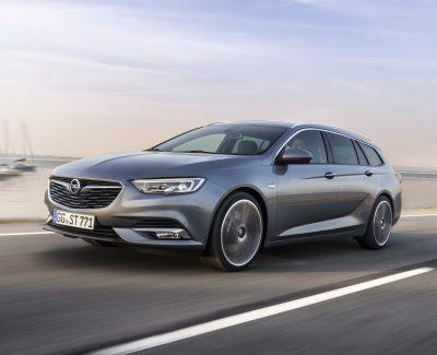Insignia Sports Tourer ist so chic wie praktisch – Opel bietet nun seit einem Monat auch seinen neuen großen Kombi an