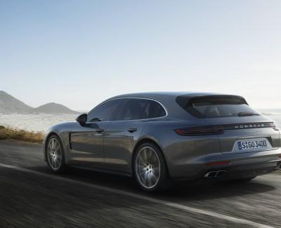 Porsche mit Premieren – Neue Panamera- und 911-Modelle werden auf dem Internationalen Auto-Salon in Genf gezeigt