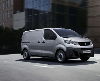 Expert und Jumpy kommen auf Pkw-Basis – Neue Transporter von Peugeot und Citroën sind baugleich