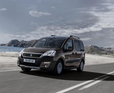 Der Partner ist auf dem neuesten Stand – Die aktuelle Generation des Peugeot-Transporters ist aufgewertet worden