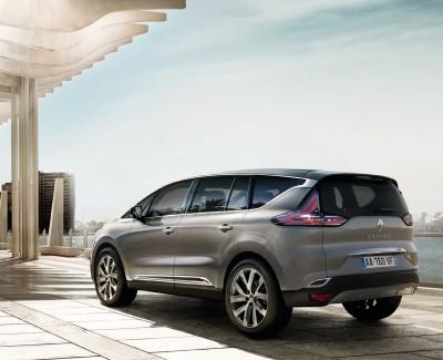 Der Espace hat sich deutlich gewandelt – Renault-Van startet mit völlig neuer Optik und viel Komfort