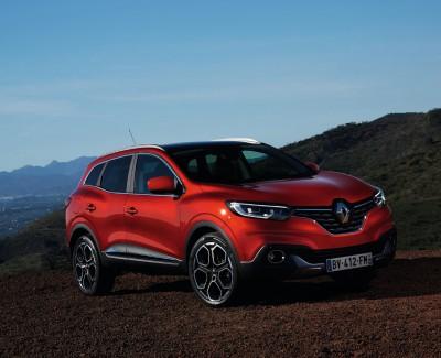 Neuer Blickfänger in der SUV-Gemeinde – Renault erweitert seine Fahrzeugpalette um den kompakten Kadjar