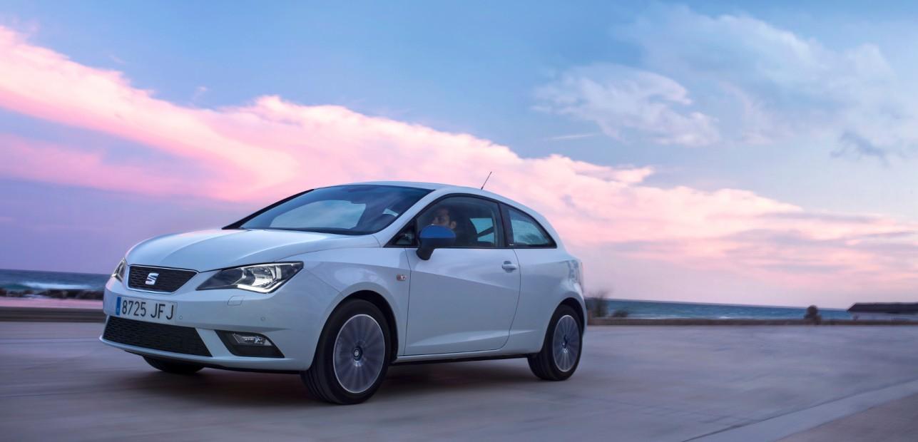 Der Ibiza wurde nochmals technisch überarbeitet – Der kleine Seat fährt mit EU6-Motoren vor und ist gut vernetzt