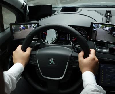 Valeo entwickelt innovative Fahrzeugtechnik – Das System Sightstream macht die Rückspiegel überflüssig