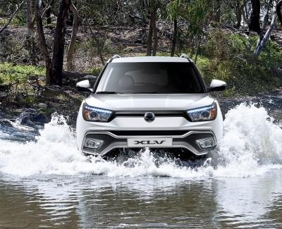Der Tivoli war auf der Streckbank – Das neue SUV SsangYong XLV bietet enorm viel Platz