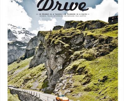 """Berge, Straßen, Porsche und Begleittexte – Annotation zum Bildband """"Porsche Drive"""" von Stefan Bogner und Jan Baedeker"""