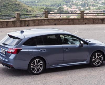 Harmonie von Sportlichkeit und Komfort – Subaru hat mit dem Levorg einen Legacy-Nachfolger aufgelegt
