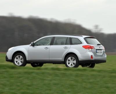 Der Subaru Outback 2.0 D mit dem gewissen Etwas, dem Comfort Lineartronic