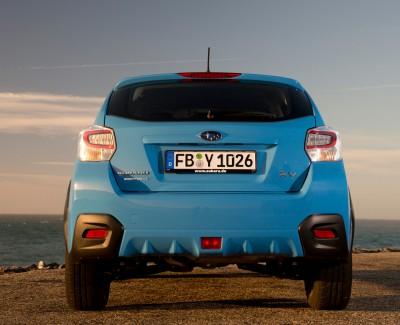 Subaru hat den kleinen Crossover aufgemöbelt –Der XV erhielt ein Facelift und ist nun sogar preiswerter als der Vorgänger