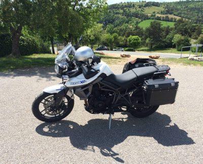 Kurve um Kurve von Saint-Enimie bis Le Pont-de-Montvert – Serie: Mit dem Motorrad durch das Tal des Tarn (3/3)
