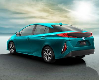 Mit der Kraft zweier Herzen – Der Toyota Prius ist in seiner nunmehr vierten Auflage gestartet