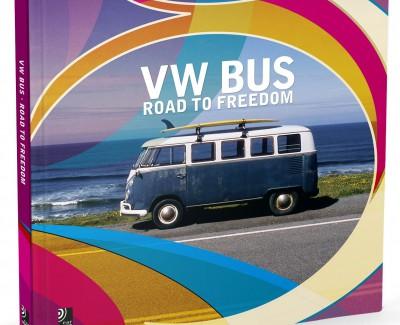 """""""VW-Transporter helfen Geld verdienen"""" – Annotation zum """"VW-Bus""""-Buch mit dem Untertitel """"Road To Freedom"""""""