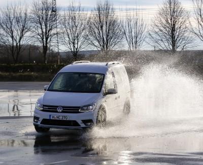Der Familienfreund im Geländelook – Volkswagen hat dem Caddy eine Spritze Abenteuerlust verabreicht