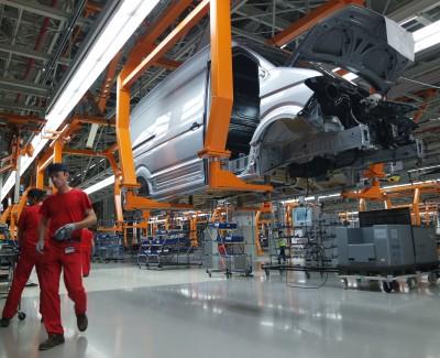 Der neue Crafter wird im polnischen Wrzesnia gebaut – Volkswagen hat seinen vielseitigen Transporter neu aufgelegt