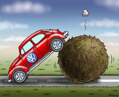 Volkswagen zahlt und zahlt und zahlt