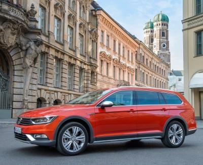Robuster Offroader im eleganten Mantel – VW schließt mit dem Passat Alltrack die Lücke zwischen Passat Variant und Tiguan