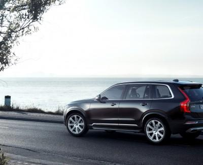 Geländegängige Luxus-Oberklasse – Very Swedish: Volvo fährt sein neues Spitzenmodell XC90 auf