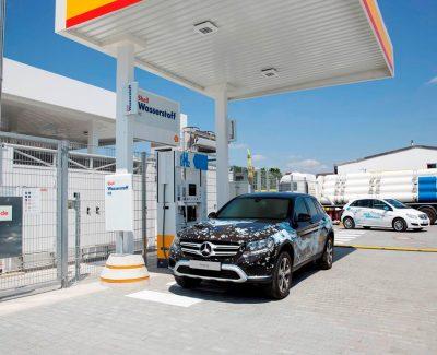 Zwei Wasserstoff-Tankstellen mehr – Langsam aber sicher wächst das H2-Versorgungsnetz